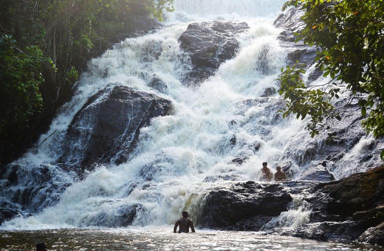 cachoeira da usina itacare ba