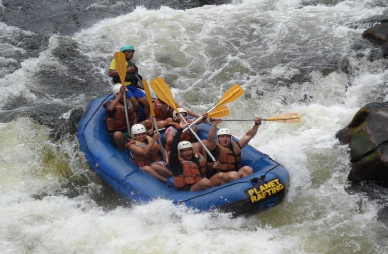 rafting em itacare bahia