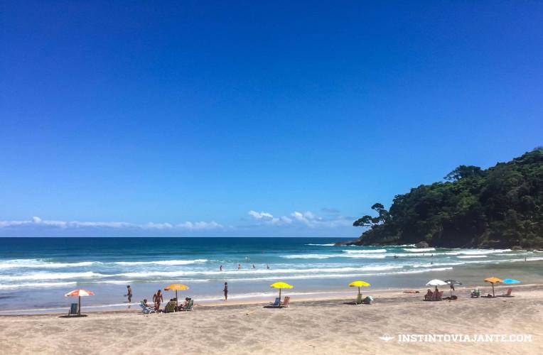 praia de jeribucaçu brazil