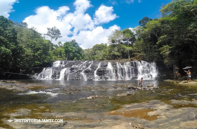Cachoeira do Tijuípe, pertinho da praia de itacarezinho.