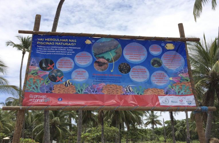 preserve os corais marau