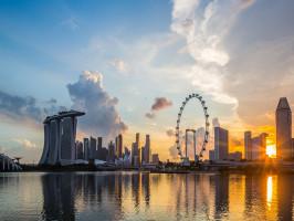 Arranhas-céus de Singapura