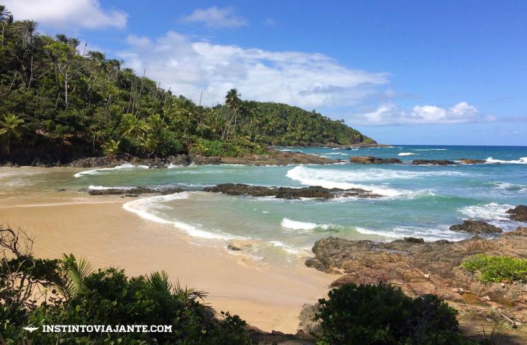 praia do havaizinho itacare bahia
