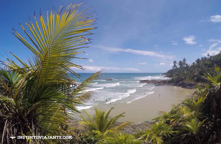 Praia do Havaizinho, Itacaré, Bahia.