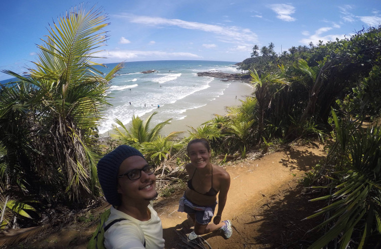 praia de havaizinho itacare bahia