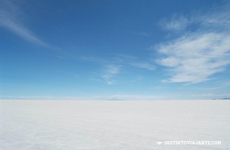 Agora sim o deserto de sal de verdade!!! | Dia 1 no Deserto de Sal