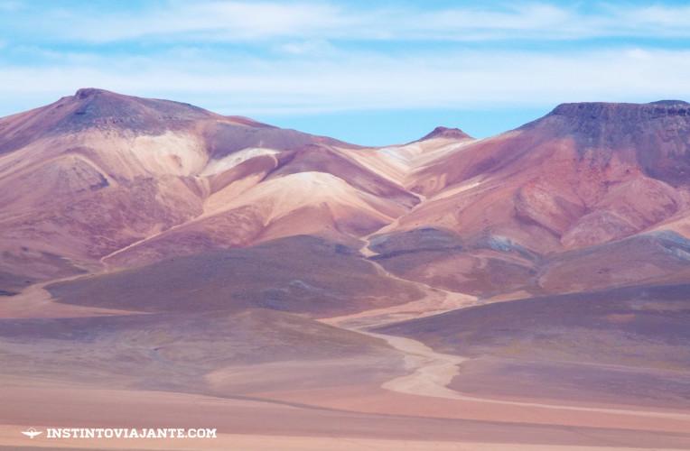 Montanhas Salvador Dali, Bolívia | Dia 3 no Deserto de Sal