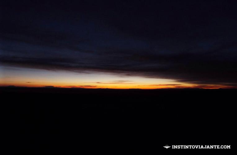 Nascer do sol no Salar de Uyuni | Dia 2 no Deserto de Sal