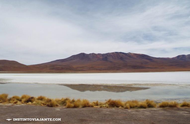 Laguna Chiarkota, Uyuni, Bolívia | Dia 2 no Deserto de Sal