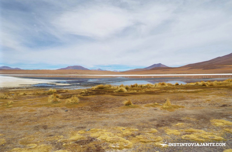 LagunaCañapa, Uyuni, Bolívia |Dia 2 no Deserto de Sal