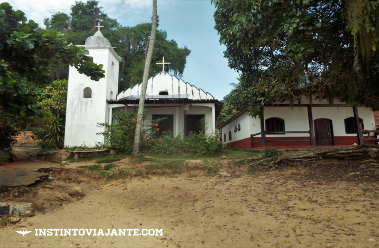 igreja de são sebastião pouso da cajaiba paraty rj