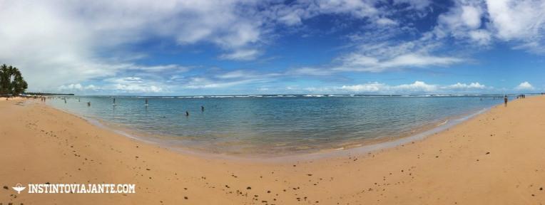 praia de taipu de fora península de maraú bahia brasil