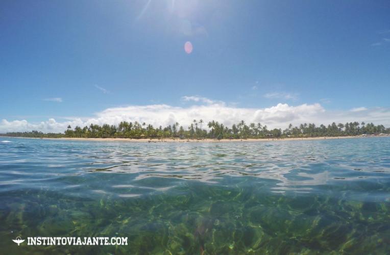 praia taipu de fora peninsula de marau guia de viagem instinto viajante