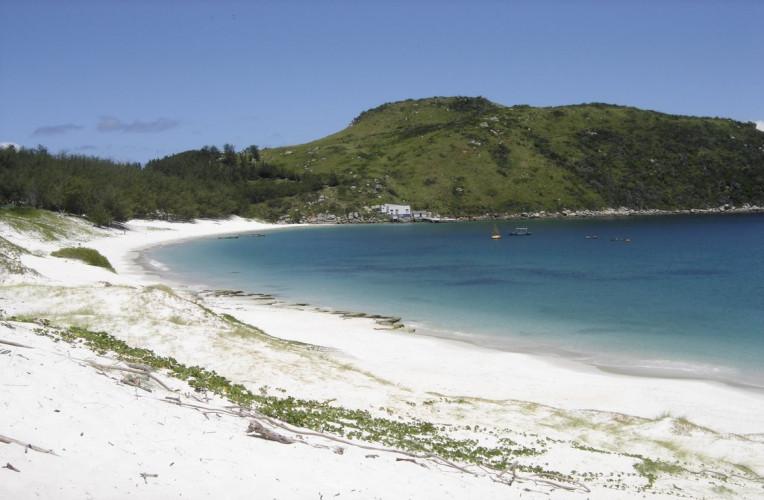 Praia do Farol, Arraial do Cabo-RJ.