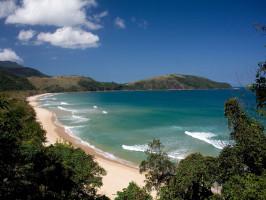 trilha poço do jacaré praia do sono paraty rj