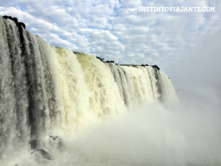 Garganta do Diabo, Cataratas do Iguaçu, Brasil