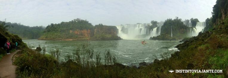 Panorâmica Cataratas argentinas
