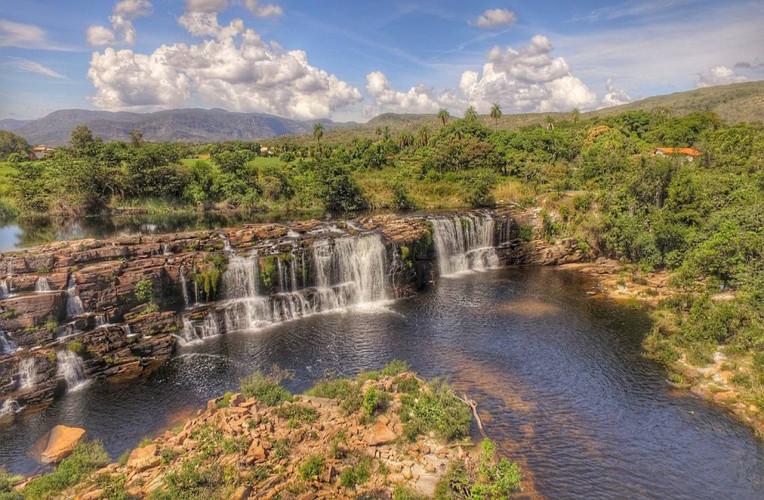 cachoeira grande serra do cipo melhores lugares para escalar em Minas Gerais instinto viajante