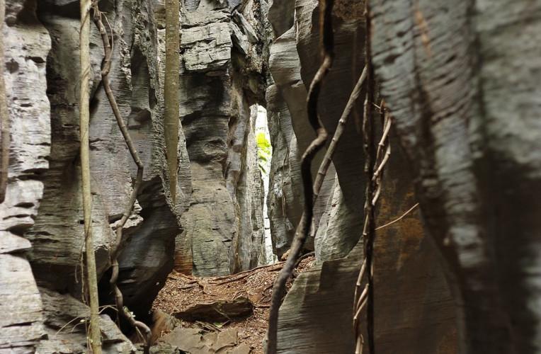 Lapa do Seu Antão melhores lugares para escalar em Minas Gerais instinto viajante