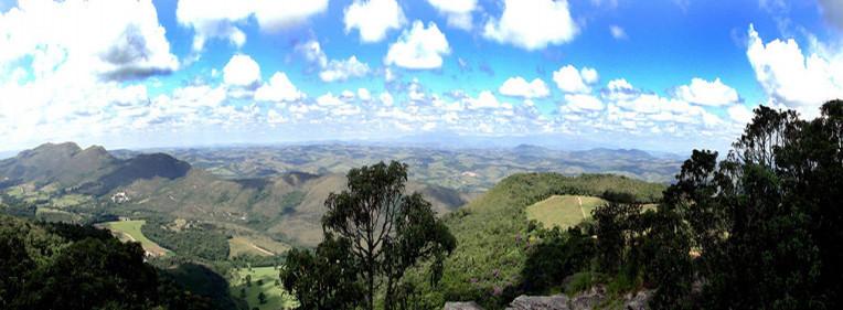 melhores lugares para escalar em Minas Gerais instinto viajante sao thome das letras