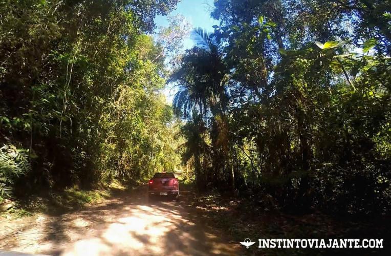 Como chegar no Petar em Iporanga-SP