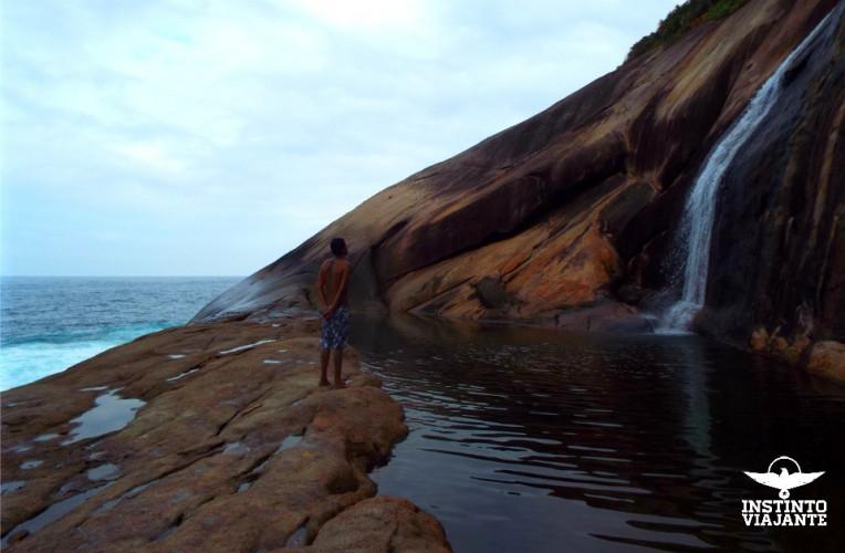 cachoeira saco bravo