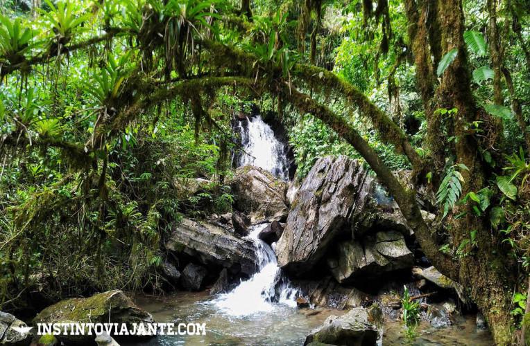 Cachoeira do Couto, Petar-SP