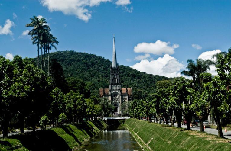 Cidade de Petrópolis-RJ