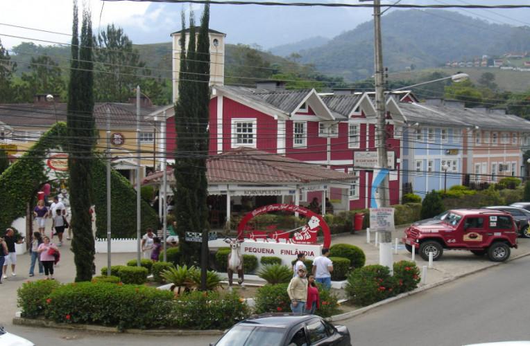 Cidade de Penedo-RJ