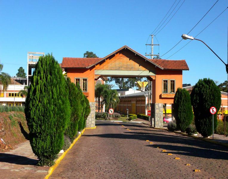 Morro Reuter, Rio Grande do Sul