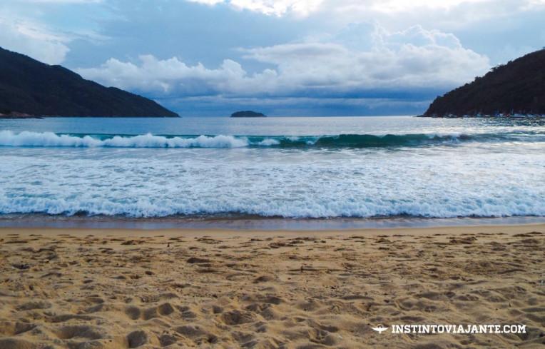 Praia de Provetá, em Ilha Grande/RJ