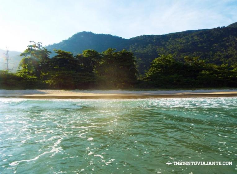 Praia de Dois Rios, Ilha Grande/RJ