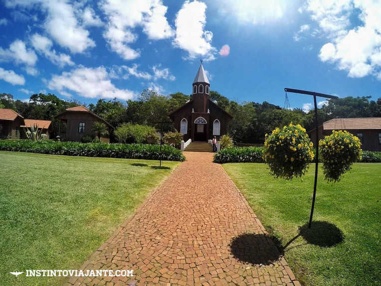 O que fazer Parque Histórico de Carambeí-PR