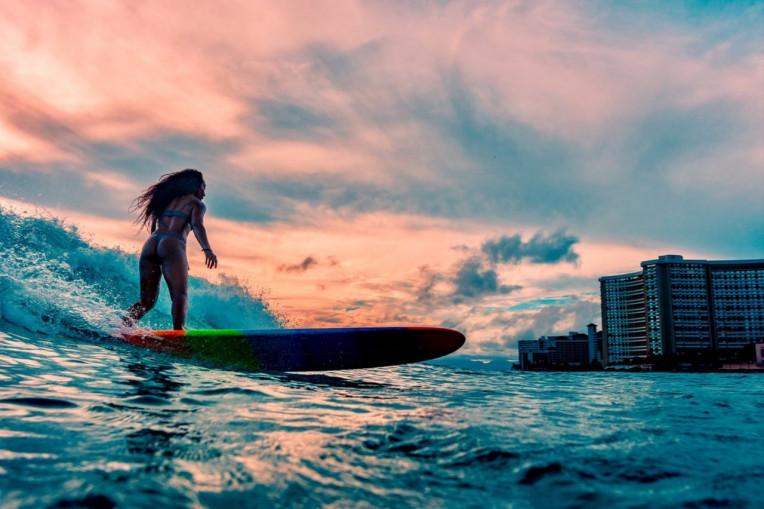 Melhor epoca para surfar no Brasil