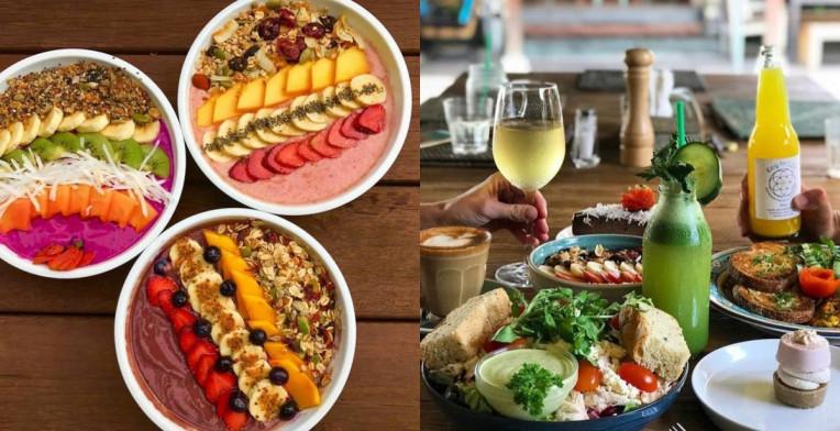 Melhores restaurantes veganos em Bali, Indonésia, The Cashew Tree