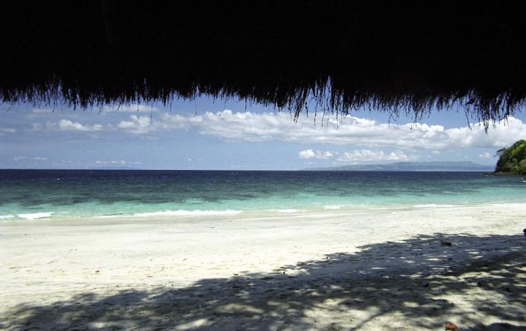 Praia em Bali, Indonésia, Asia