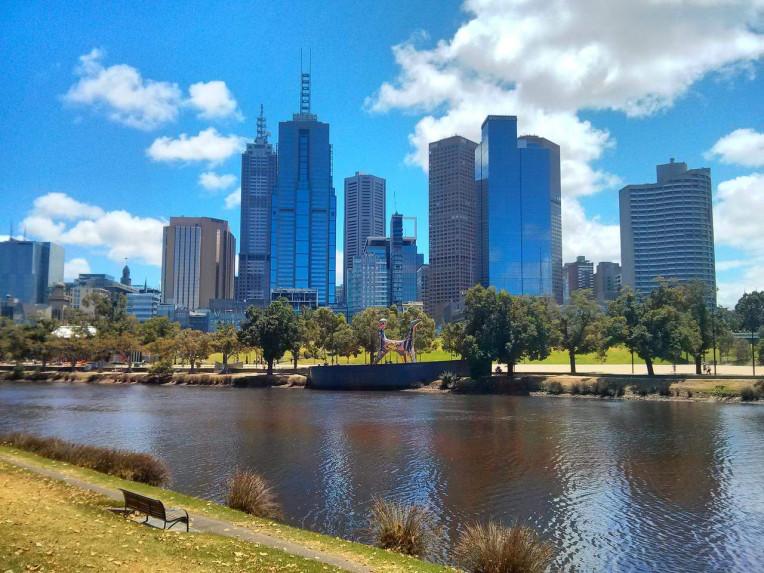 Cidades para estudar na Australia - Melbourne