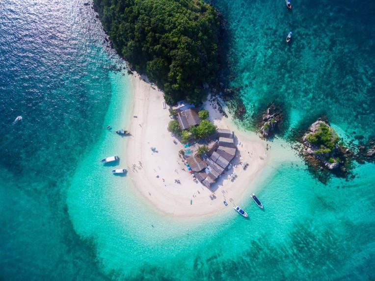 Dicas de viagem para Tailândia - Hong Island