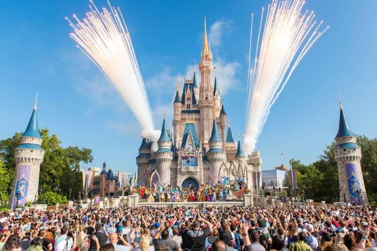 Viajar para Disney, Orlando, Florida - Disney World