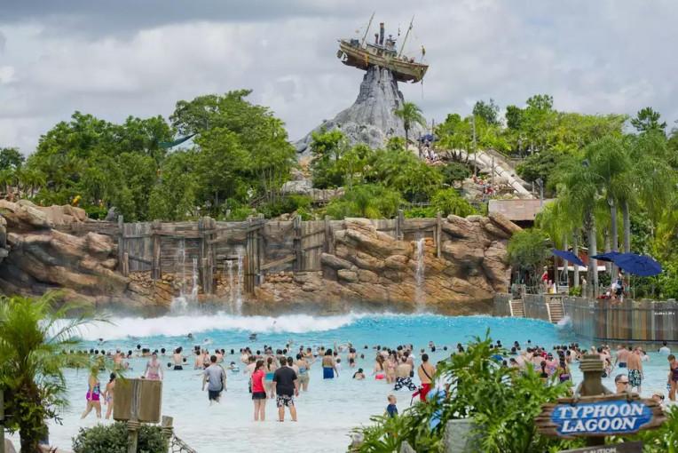 Disney Typhoon Lagoon - Parques da Disney dicas
