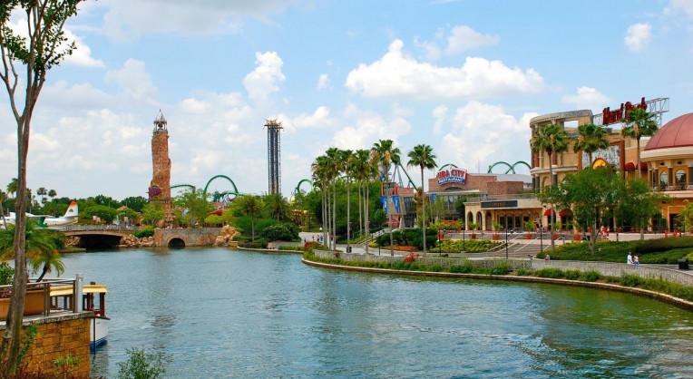 Rollercoster Disney Parque de diversoes - Viagem para Orlando