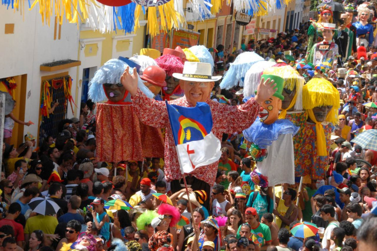 carnaval olinda 2020 - Bonecos de Olinda - Pernambuco