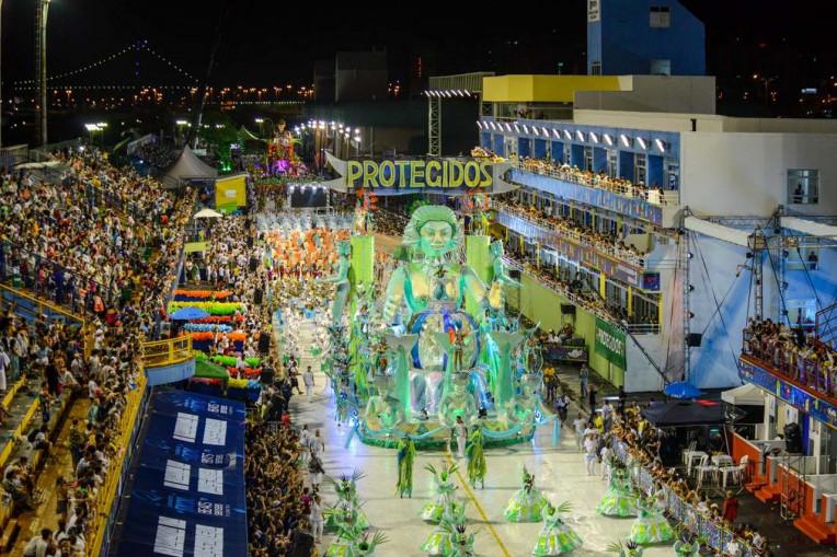 Programação do Carnaval de Florianópolis 2020 (Santa Catarina)