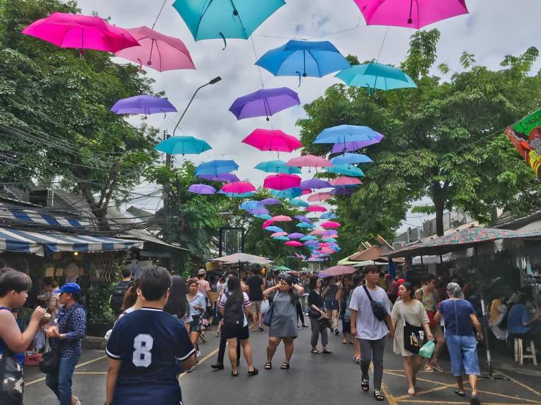 O que fazer em Bangkok - Tailandia - Chatuchak Market