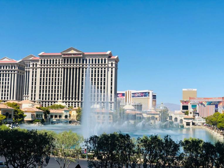 Melhores Cassinos de Las Vegas Caesars Palace Hotel e Cassino