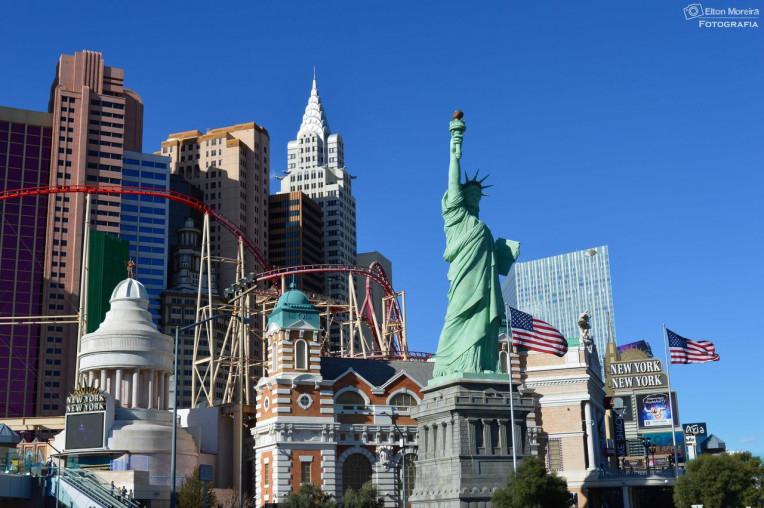 Melhores Cassinos de Las Vegas-Hotel Cassino New York New York