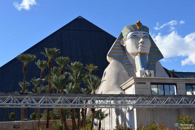 Melhores Cassinos de Las Vegas Luxor Hotel Cassino