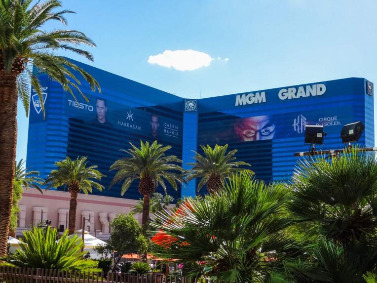 Melhores Cassinos de Las Vegas MGM Grand Hotel e Cassino