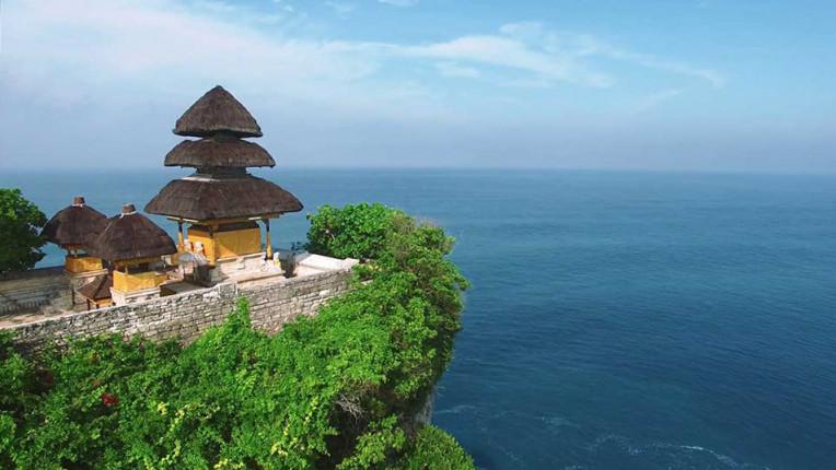 O que fazer em Bali - Indonesia - Templo Uluwatu Temple