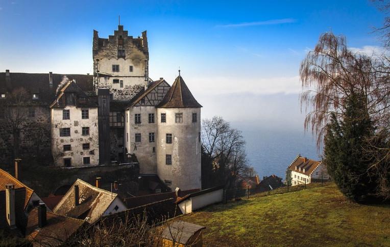 O que fazer em Konstanz - Antigo Castelo de Meersburg